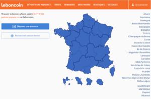 leboncoin.fr - LE BON COIN - Validation annonce-dépôt annonce impossible-publier une annonce sur le bon coin-contacter le service client du boncoin